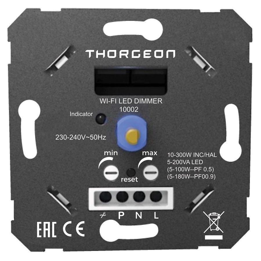 230V LED valdikliai