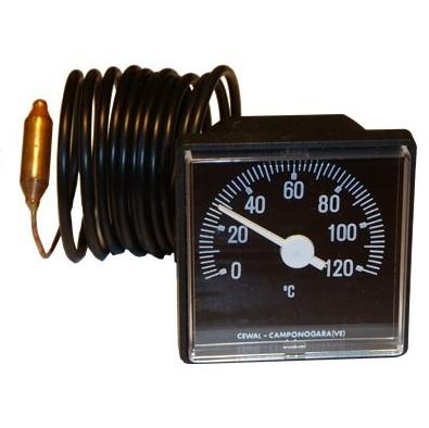 Vandens šildytuvų (boilerių) termometrai