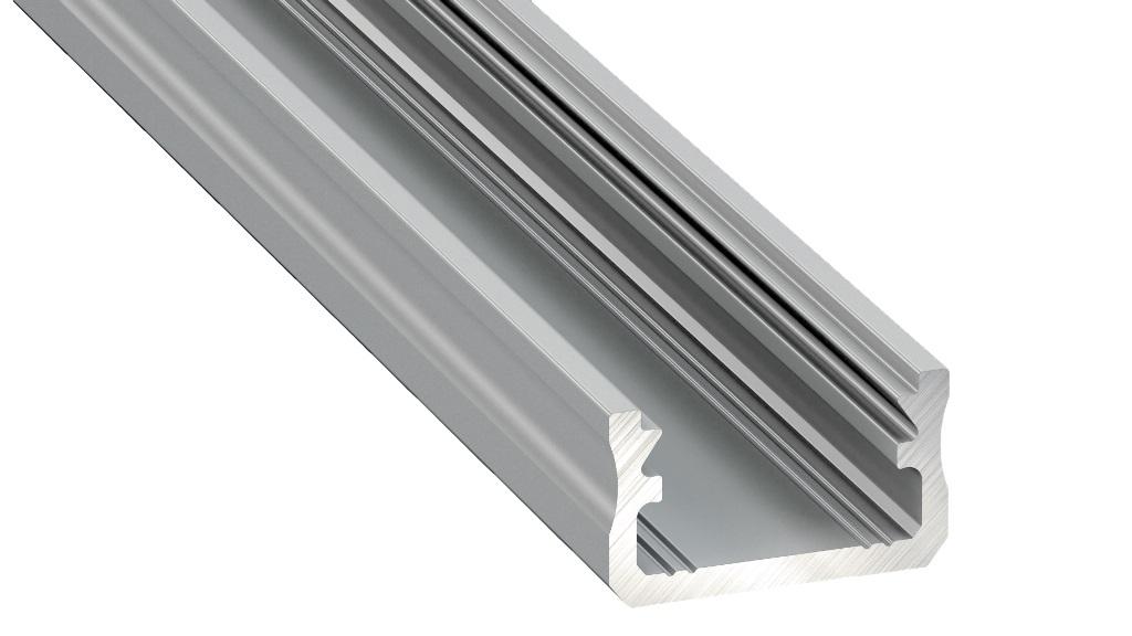 LED profiliai ir priedai