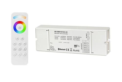 Belaidžio ryšio LED valdikliai