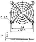 Ventiliatorių priedai