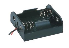 Baterijų ir akumuliatorių laikikliai
