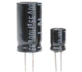 Elektrolitiniai kondensatoriai
