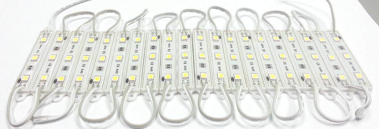 LED moduliai reklamai