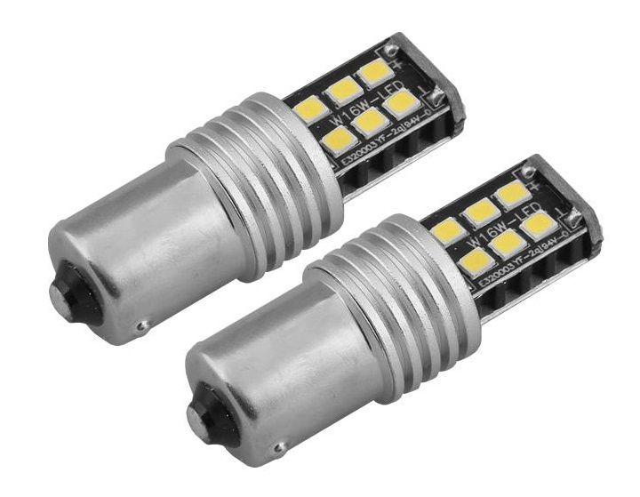 LED lemputės automobiliams