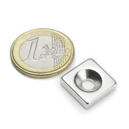 Priveržiami magnetai