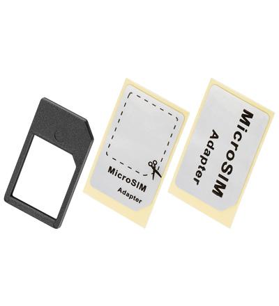 SIM kortelių adapteriai
