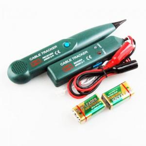 Metalo ir kabelių detektoriai