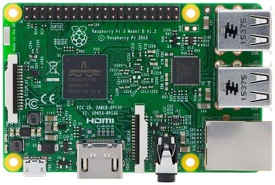 Plokštės ir komplektai, skirti Raspberry Pi