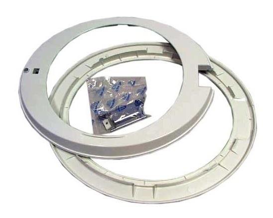 Skalbyklių durų stiklai ir žiedai