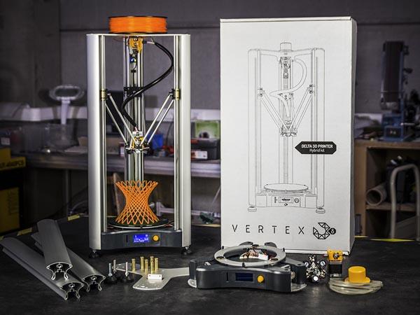 3D spausdintuvai ir priedai