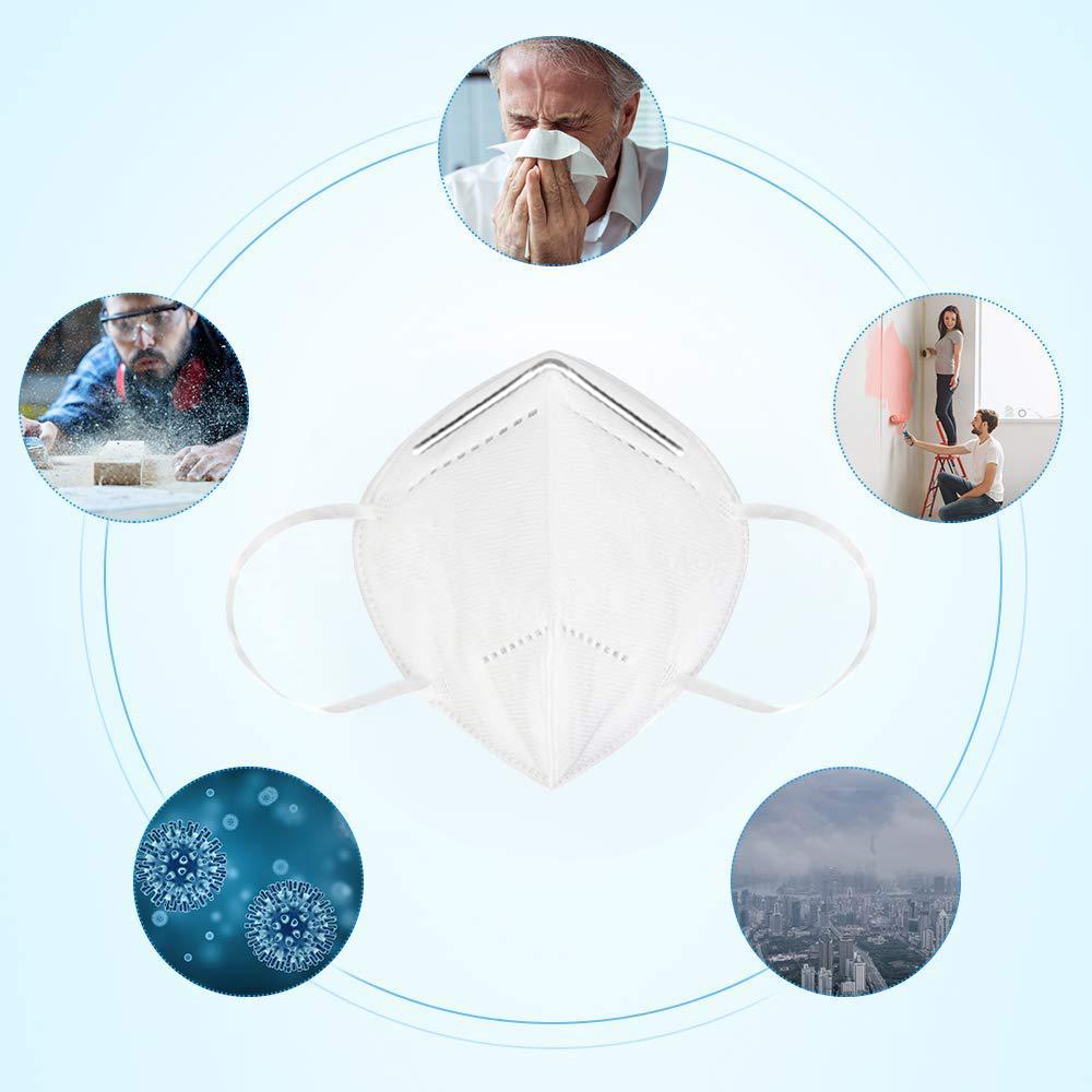 respiratoriaus n95-1 įpatybės