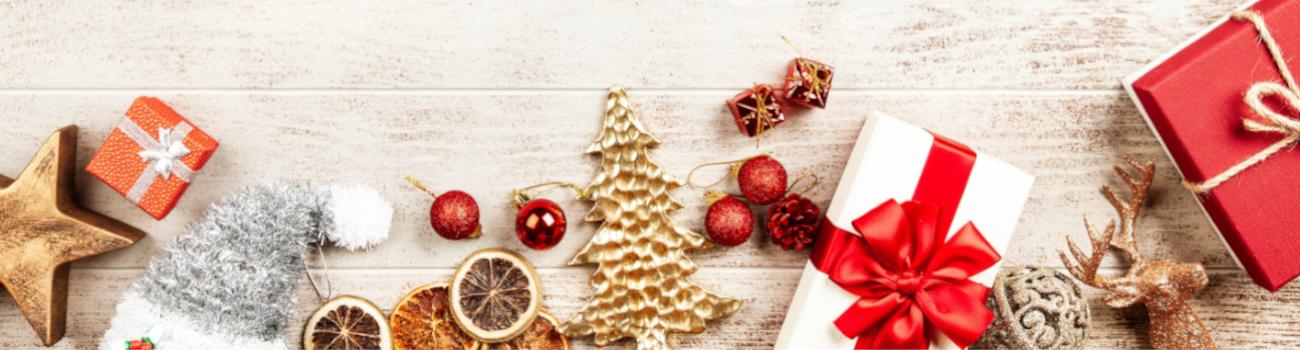kalėdų baneris
