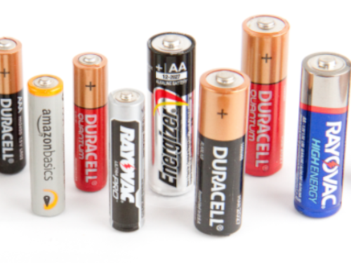 ką reikia žinoti apie baterijas